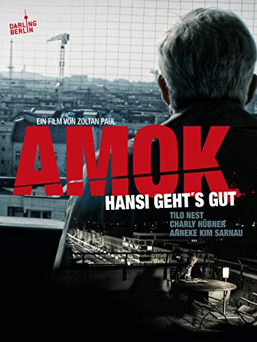 Amok - Hansi gehts gut Cover