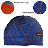 SILVINI AVERAU Beanies & Headbands, Navy-Orange, L/XL