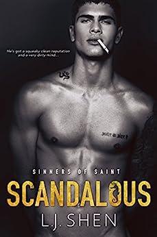 Scandalous (Sinners of Saint Book 4) (English Edition)