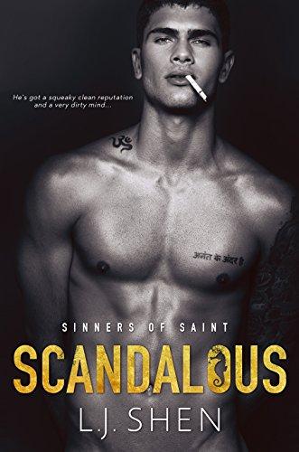 Scandalous (Sinners of Saint Book 4)