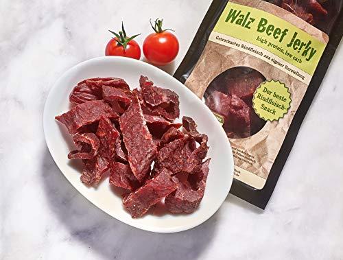 Walz Beef Jerky American Style 5 mal 100g eigene Herstellung in Deutschland -