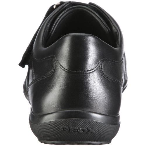 Geox U City H, Baskets mode homme Noir (Black)
