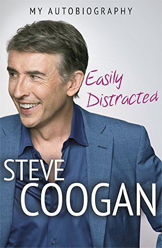 Easily Distracted by Steve Coogan (2015-10-08)