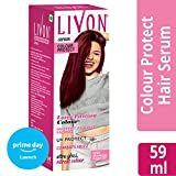#6: Livon Serum Colour Protect Hair Serum for Women, 59 ml