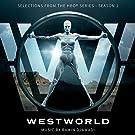 Westworld:Season 1 [Import allemand]