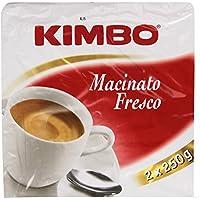 Kimbo Fresco Caffè Macinato - 500 gr