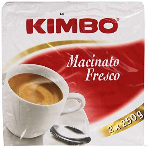 Kimbo - Macinato Fresco, Caffè - 500 g