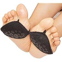 Moda almohadillas para pies de mujer con espesor extra