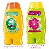 Avon Natutals Kids Combo ( shampoo + 2 in 1 bodywash &...