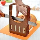 CanVivi kreative Brotschneider Brotbretter verstellbare Brot Schneiden...