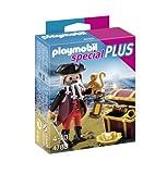 Playmobil 4783 -  Pirata con Scrigno Del Tesoro