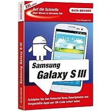 Auf die Schnelle: Samsung Galaxy S III - XXL Edition