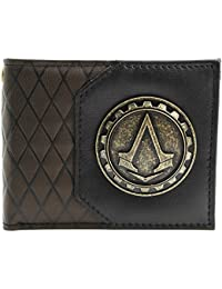 Cartera de Ubisoft Assassins Creed Distribuir Cog marrón