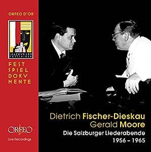 Fischer-Dieskau - Die Salzburger Liederabende, 1956-65