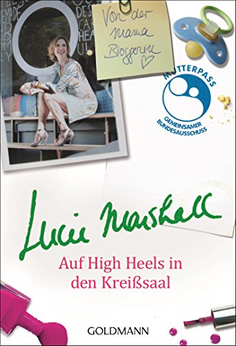 Auf High Heels in den Kreißsaal