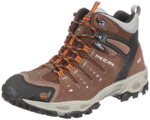 Trezeta CHINOOK MID NV 010711345, Scarpe da trekking unisex adulto, Marrone (Braun/brown orange), 42.5