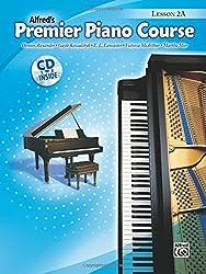 Premier Piano Course: Lesson Book 2A --- Piano - Alfred --- Alfred Publishing