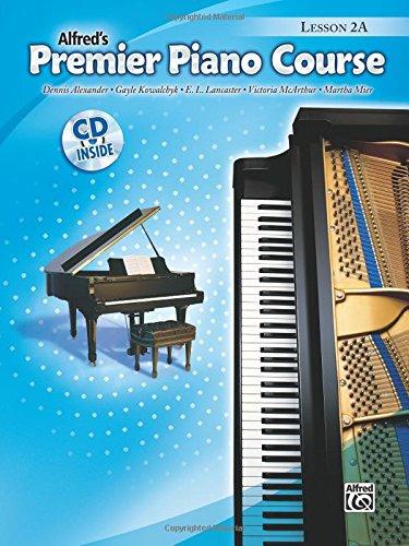 Premier Piano Course Lesson Book, Bk 2a