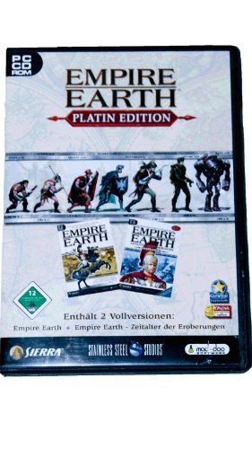 Empire Earth - Platin Edition