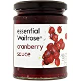 Cranberry Sauce essential Waitrose 305g