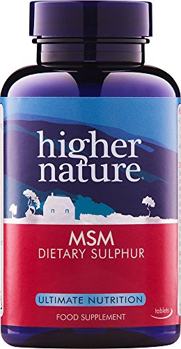 higher-nature-msm-sulphur-180-tablets