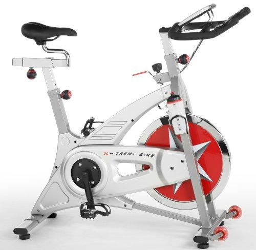 X-treme Evo Bike - Silver Edition Riemen