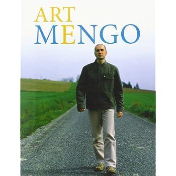 Art Mengo Songbook Piano Vocal Guitar Book.