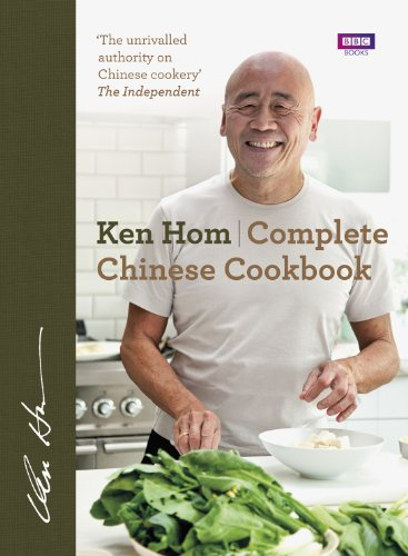 Complete Chinese Cookbook (Complete Book Of Thai Cooking)