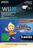 3DS Super Smash Bros. AOC: Lucas DLC  Bild