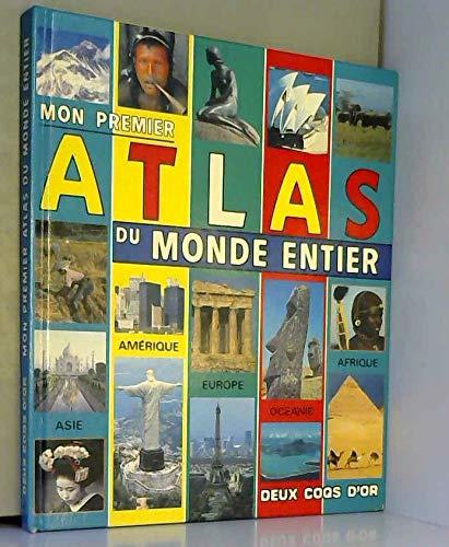 Mon premier atlas du monde entier