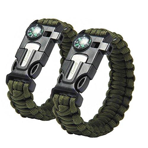 bcony-verde-braccialetto-paracord-sopravvivenza-corda-con-fischietto-pietra-focaia-raschietto-avviam