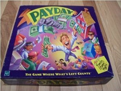 payday-board-game-parker-brothers-2000-edition
