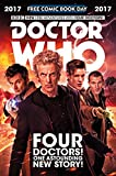 Doctor Who: Free Comic Book Day 2017 (Doctor Who: The Twelfth Doctor) (English Edition)
