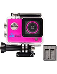 Action Camera 4K Full HD 1080P Portable Camcorders 170 Wide-angle