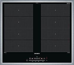 Siemens EX645FXC1E iQ700 Kochfeld Elektro / Ceran/Glaskeramik / 58,3 cm / Flexible Kochzonen - 2 varioInduktions-Kochzonen / schwarz