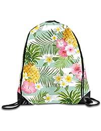 HLKPE Drawstring Sports Backpack Bags Gym Bag Sack Party Favor Bag Overnight Bag For Unisex -