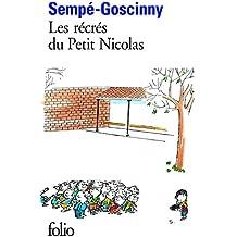 Les Récrés du petit Nicolas (Folio)
