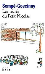 Les Recres Du Petit Nicolas (Folio)