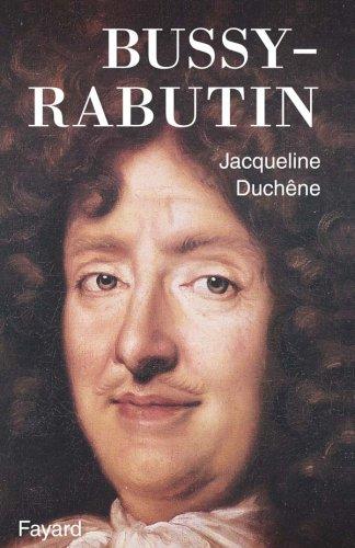 Bussy-Rabutin par Jacqueline Duchêne