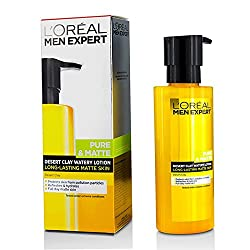 LOreal Men Expert Pure & Matte Desert Clay Watery Lotion ( 213606 )