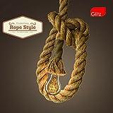 Edison lamp Rope hanging/pendant Vintage...