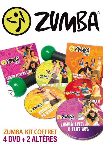 Zumba kit fitness [FR Import]