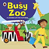 Best Toddler Boy Books - Lift the Flap Busy Zoo Review