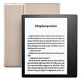 """Liseuse Kindle Oasis - Doré, Résistante à l'eau, Écran haute résolution 7"""" (17,7 cm) 300 ppp,  32 Go Wi-Fi"""
