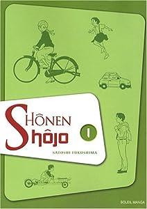 Shonen Shojo Edition simple Tome 1