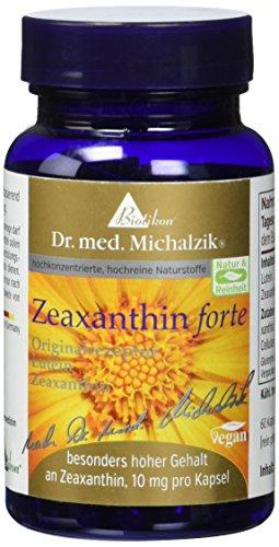 Zeaxanthin forte nach Dr. med. Michalzik -