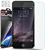 iPod Touch 6th Generation Screen Protector iPod Touch 5 Kaptron TM Tempered Glass Ultra-Clear High Definition Screen protector perfect fit for Apple i