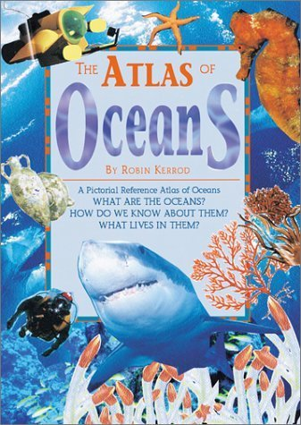 Atlas Of Oceans,The (Copper Beech Atlases) by Sonntag, Linda (2001) Library Binding