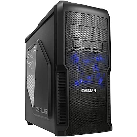 Sedatech - PC Gaming Ultimate Intel i7-6700K 4x4.00Ghz, Geforce GTX1080 8192Mb, 32Gb RAM, 2000Gb HDD, 250Gb SSD, USB 3.1, Wifi, Alim 80+, CardReader, Win 10 - Desktop Gamer, Gaming PC, Ordenador de Sobremesa, Office, Family, Multimedia Computer