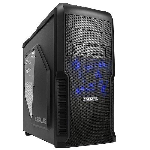 Sedatech - PC Gamer Casual AMD Athlon II 860K 4x3.70Ghz, Geforce GT730 1024Mo, 8Go RAM, 1000Go HDD, 120Go SSD, USB 3.1, Alim 80+, CardReader, Win 10 - Unité centrale idéale pour une utilisation PC Gamer, Ordinateur Gamer, PC Gaming, Jeux vidéo, Multimédia, Gaming PC, Ordinateur de bureau